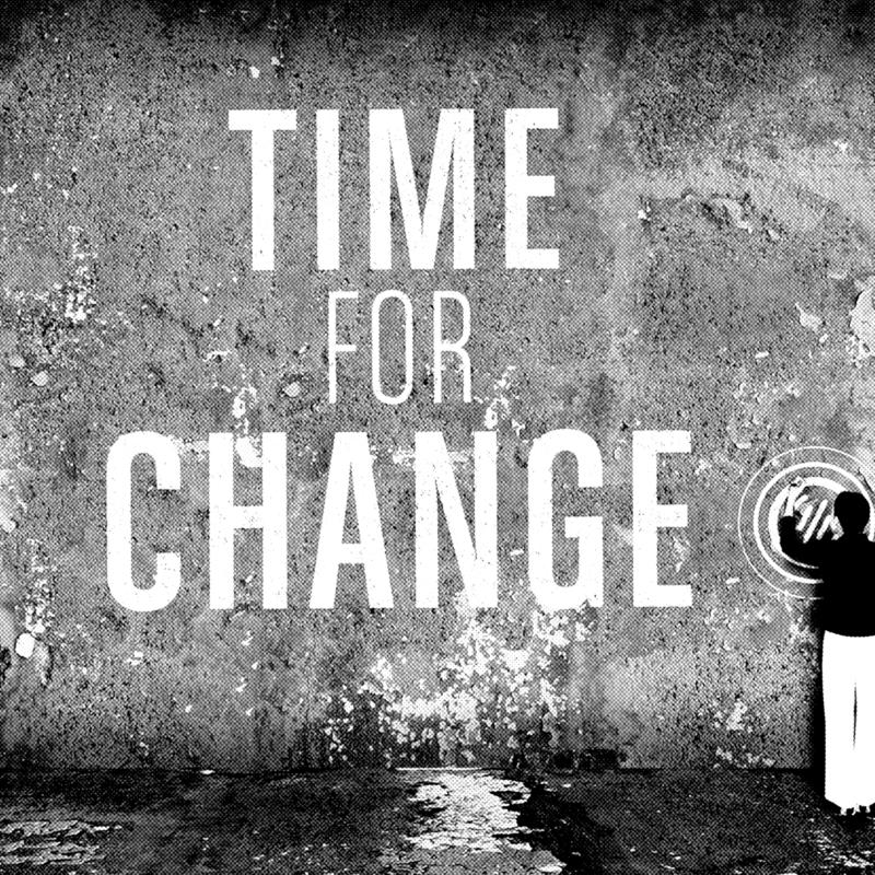 geen verandering zonder vormverandering